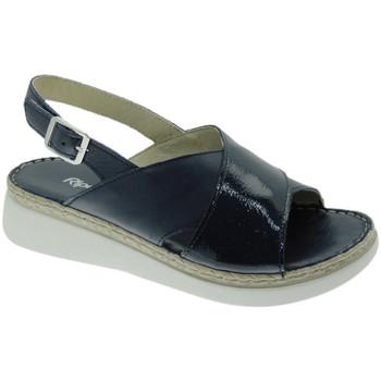 Schoenen Dames Sandalen / Open schoenen Riposella RIP16206bl blu