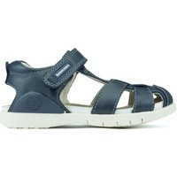 Schoenen Kinderen Sandalen / Open schoenen Biomecanics BIOMECANICA SANDALEN SAM 182172 BLUE