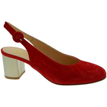 Schoenen Dames Sandalen / Open schoenen Soffice Sogno SOSO20052ro rosso