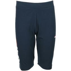 Textiel Meisjes Leggings Fila Tammy Short Leggings Kids Blauw