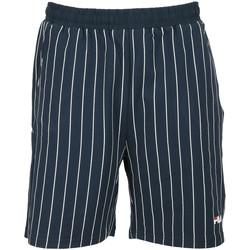 Textiel Jongens Korte broeken / Bermuda's Fila Tamara AOP Kids Blauw