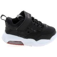 Schoenen Lage sneakers Nike Jordan Max 200 BB Noir Rouge CU1061-006 Zwart