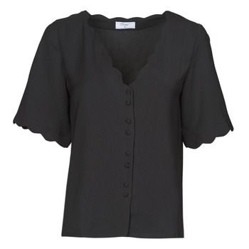Textiel Dames Tops / Blousjes Betty London NOISIE Zwart