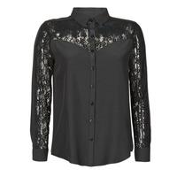 Textiel Dames Overhemden Moony Mood NEXXI Zwart