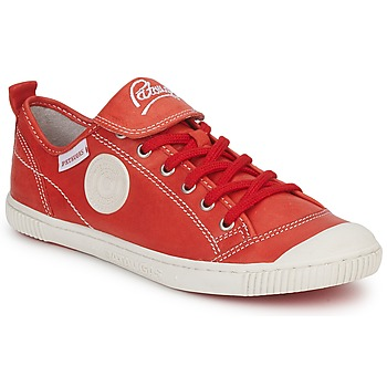 Schoenen Dames Lage sneakers Pataugas BROOKS Rood