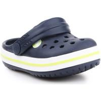Schoenen Kinderen Klompen Crocs Crocband Clog K 204537-42K navy