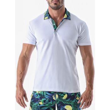 Textiel Heren T-shirts korte mouwen Geronimo T-shirt met korte mouwen Fruits Donkergroen