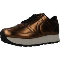 Schoenen Dames Sneakers Duuo PRISA HIGH 001 Goud