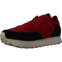 Schoenen Dames Sneakers Duuo PRISA HIGH 12 MP Rood