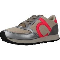 Schoenen Dames Sneakers Duuo PRISA KID LACE 031 Beige
