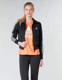Textiel Dames Trainings jassen adidas Originals FIREBIRD TT Zwart