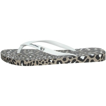 Schoenen Dames Teenslippers Ipanema 82594 White/Grey