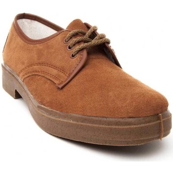 Schoenen Heren Derby Northome 55381 BROWN