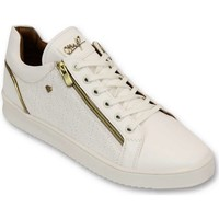Schoenen Heren Lage sneakers Cash Money Maya Full White CMS Wit