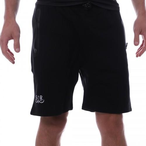 Textiel Heren Korte broeken / Bermuda's Hungaria  Zwart