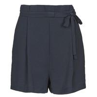 Textiel Dames Korte broeken / Bermuda's Only ONLAMANDA Marine