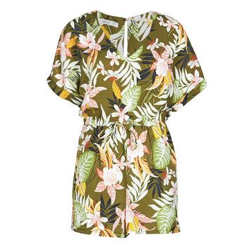 Textiel Dames Korte jurken Only ONLLIZBETH Kaki