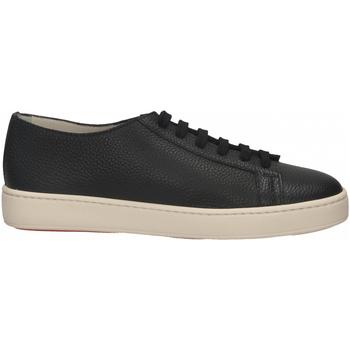 Schoenen Heren Lage sneakers Santoni TENNIS 6F+T.LIS+INF. SUMMER blu
