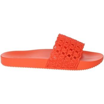 Schoenen Dames slippers Zaxy 17699 Red