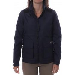 Textiel Dames Parka jassen Les voiles de St Tropez  Blauw