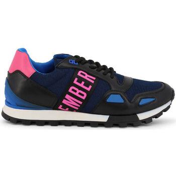 Schoenen Heren Lage sneakers Bikkembergs - fend-er_2232 Blauw