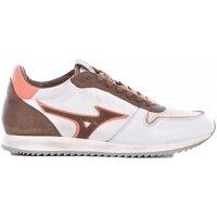 Schoenen Heren Lage sneakers Mizuno D1GB196254 ETAMIN Wit