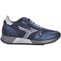 Schoenen Dames Sneakers Mizuno D1GE181127 ETAMIN 2 Blauw