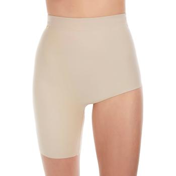 Ondergoed Dames Shapewear Selmark Curven  omkeerbare asymmetrische inlegkruisjes hoge Pruim