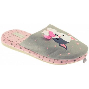 Schoenen Kinderen Leren slippers De Fonseca  Multicolour