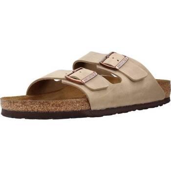 Schoenen Heren Sandalen / Open schoenen Birkenstock Arizona NU Oiled Bruin