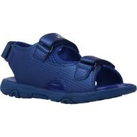 Schoenen Jongens Sandalen / Open schoenen Real Madrid S23961I Blauw