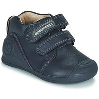 Schoenen Kinderen Lage sneakers Biomecanics BOTIN DOS VELCROS Marine