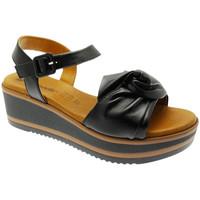 Schoenen Dames Sandalen / Open schoenen Susimoda SUSI29107ne nero