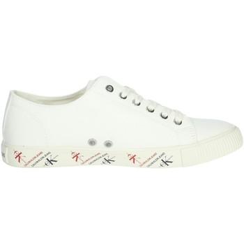 Schoenen Heren Lage sneakers Calvin Klein Jeans B4S0668 Creamy white
