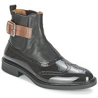 Schoenen Heren Laarzen Vivienne Westwood BROGUE BOOT Zwart