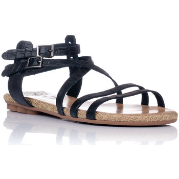 Schoenen Dames Sandalen / Open schoenen Porronet 2603 Zwart