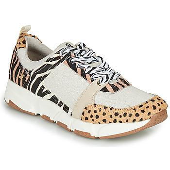 Schoenen Dames Lage sneakers Gioseppo CREAZZO Luipaard