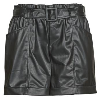 Textiel Dames Korte broeken / Bermuda's Liu Jo WF0104-E0392 Zwart