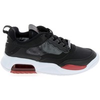 Schoenen Lage sneakers Nike Air Max 200 Jr Noir Rouge CD5161-006 Zwart