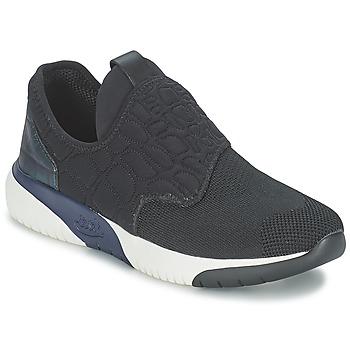 Schoenen Dames Lage sneakers Ash SODA Zwart / Blauw