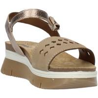 Schoenen Dames Sandalen / Open schoenen Imac 509190 Beige