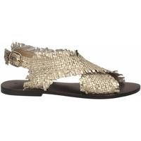 Schoenen Dames Sandalen / Open schoenen Strategia LOVE STRING platino