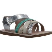Schoenen Meisjes Sandalen / Open schoenen Gioseppo 38731G Zilver