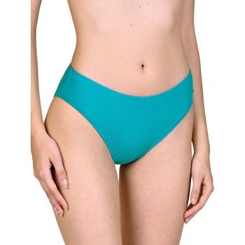 Textiel Dames Bikinibroekjes- en tops Lisca Zwempakkousen Itala Marina Donkergroen