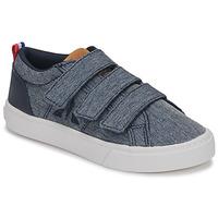 Schoenen Kinderen Lage sneakers Le Coq Sportif VERDON INF Blauw