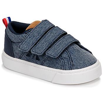 Schoenen Kinderen Lage sneakers Le Coq Sportif VERDON CLASSIC Blauw