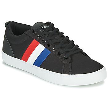 Schoenen Heren Lage sneakers Le Coq Sportif VERDON CLASSIC FLAG Zwart