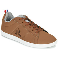 Schoenen Lage sneakers Le Coq Sportif COURTCLASSIC GS Bruin