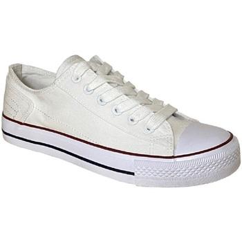 Schoenen Dames Sneakers Dek  Wit