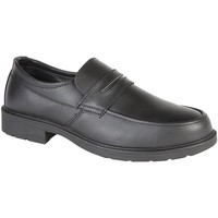Schoenen Heren Mocassins Grafters  Zwart